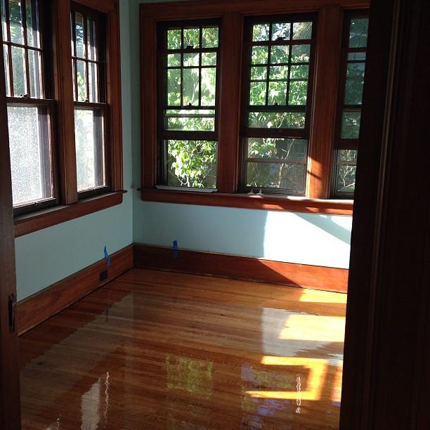 Natural oil finish oak hardwood floors old to gold for Hardwood floors kalamazoo