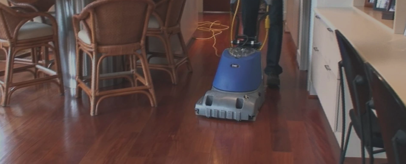 Hardwood Floor Deep Cleaning by Old To Gold
