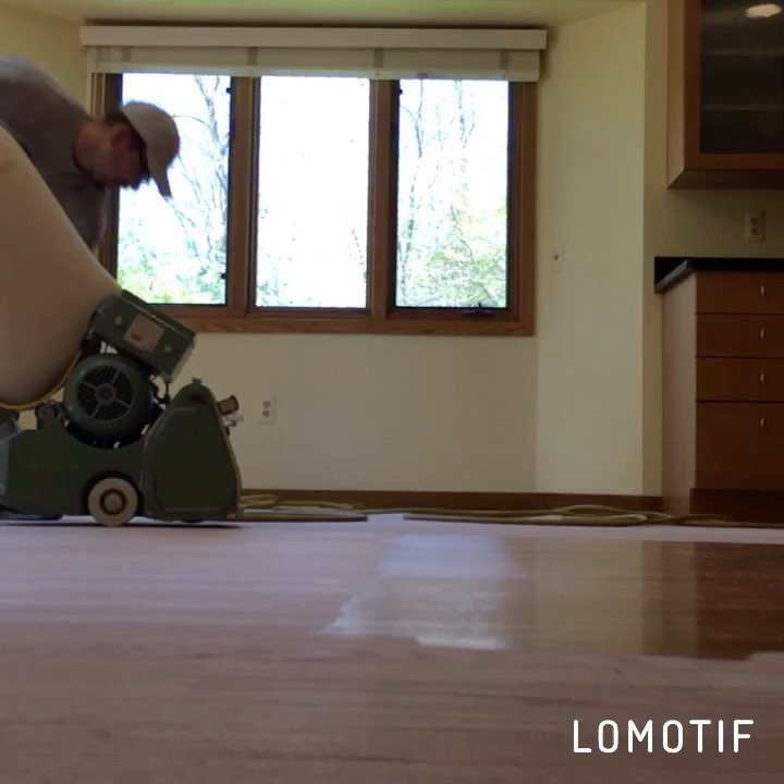 Happy Tuesday everyone. Here's a quick time lapse of our German bread machine plowing through this old finish! 🇩🇪 #floorsander #flooring #hardwoodflooring #hardwoodfloors #woodflooring #woodfloors #grandrapids #grandvillemi #michigan #entrepreneur #smallbusiness #hgtv #interiordesign #remodeling #woodworking #woodworker #pinterest #architecture #designer #highend #customwork #new #fresh #oldtogold #NWFA #NWFACertifiedPros #HardwoodFloorsMag #NWFACertified