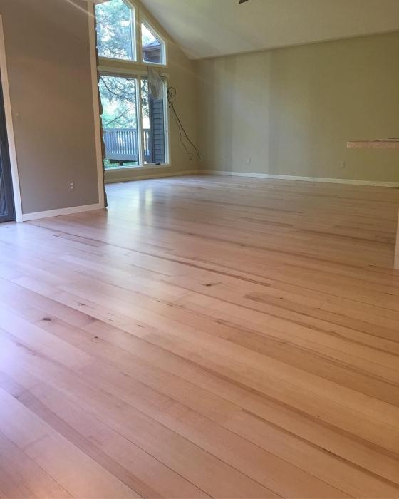 Professional Hardwood Floor Refinishing Installation
